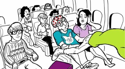 新着!ニュージーランド航空の安全ビデオ。7月1日から