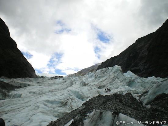 Franz Josefツアー中編:いざ!氷河ツアーへ!
