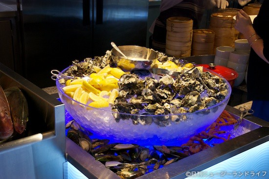 食のテーマパーク「EIGHT」で豪華食べ放題 中編 | AKL満腹の旅
