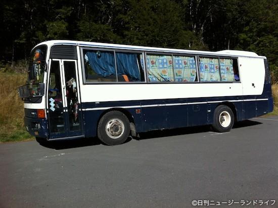 憧れますか?バスなど車上で生活する人たち