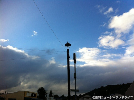 ニュージーランドで最初に電化された街Reefton