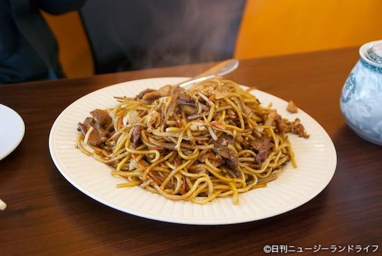 中華料理屋「Orange House」は家庭の味