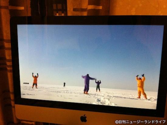 映画「南極料理人」とワーホリは似ている