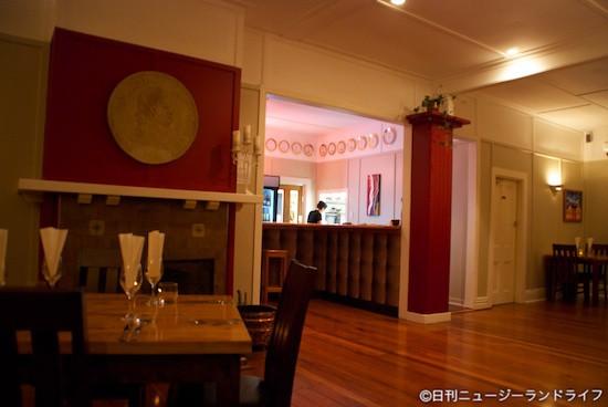 開店してまだ1ヶ月の新店「No.31 Restaurant & Bar」