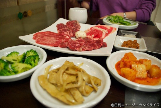 CHCで韓国にいる気分を味わえるKorean House