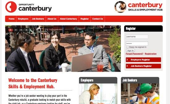 Canterbury Skills & Employment Hub | Opportunity Canterbury