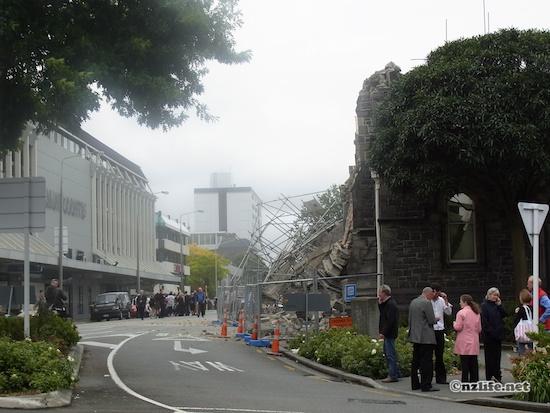 あれから2年 -Christchurch市民の声-
