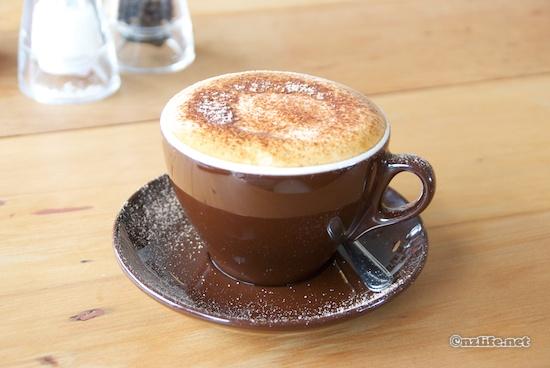 最近お気に入りのカフェCafe Lumes, クライストチャーチ