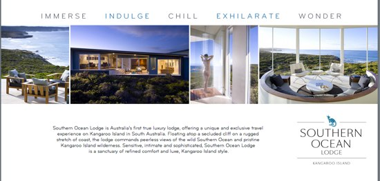 Kangaroo Island - Southern Ocean Lodge - Luxury Accommodation on Kangaroo Island