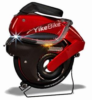 楽しそう!ニュージー生まれの世界最小折り畳みバイクYikeBike