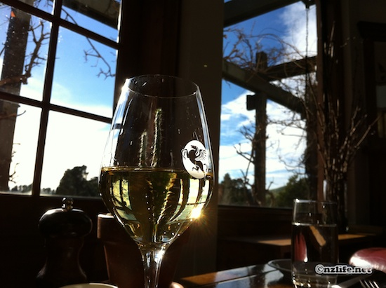 Pegasus Bay Wineryでランチ&貴重なワインを飲む