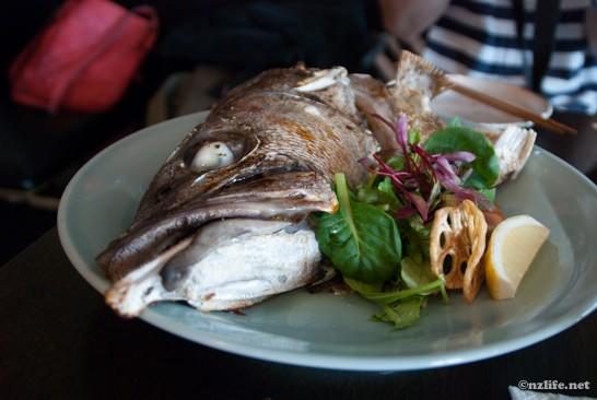 CHCの日本食レストランKinji 世界のトップ6に選ばれる