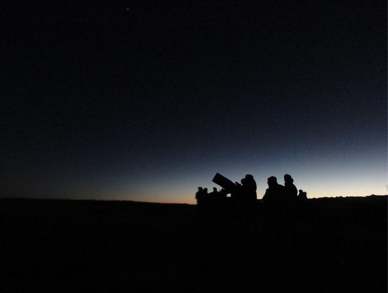 テカポの星空観測ツアーのEarth & Skyがさらに大きくメジャーに!?