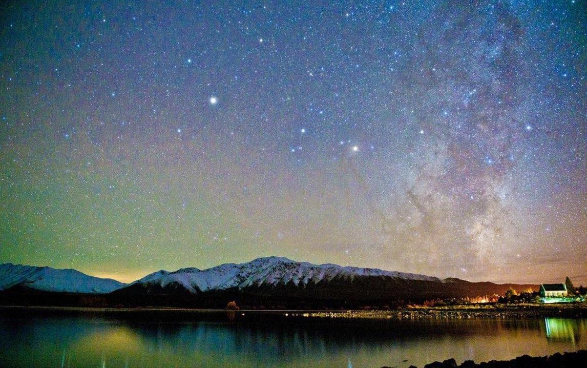 誰もが魅了される「世界一美しいNZの星空」| 写真家・富松卓哉のNZ紀行04