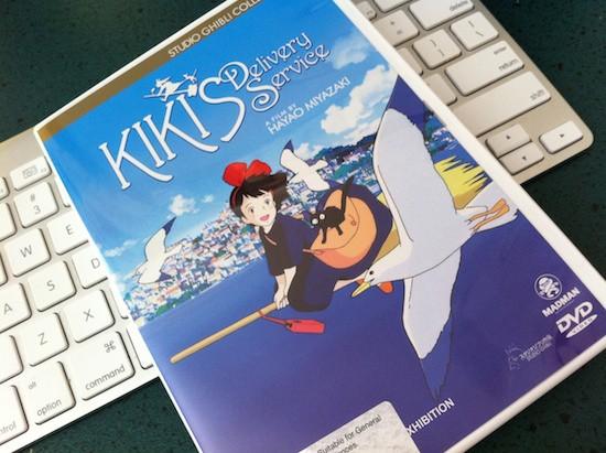 魔女の宅急便 – Kiki's Delivery Service –