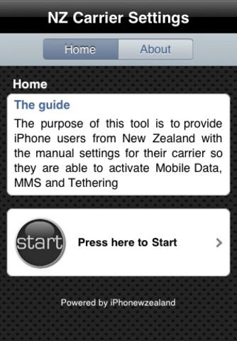 NZでiPhoneの設定がわからなくなったら
