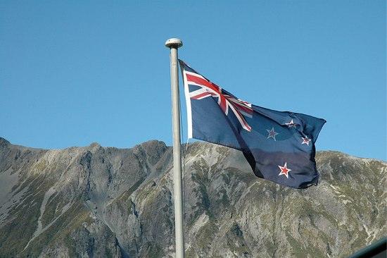ニュージーランドの新「国旗案」どれが好き?