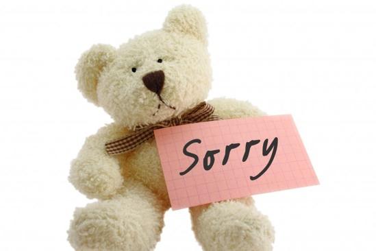 「すみません」より「ありがとう」