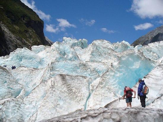 大自然の驚異!氷河を肌で感じられるFranz Josef 前編