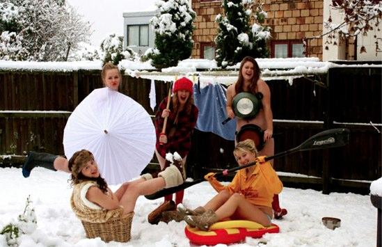 Canterbury地方全域で大雪&大雨で大被害