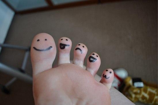 FingerとThumb、Toeを一語で表す英語って何?